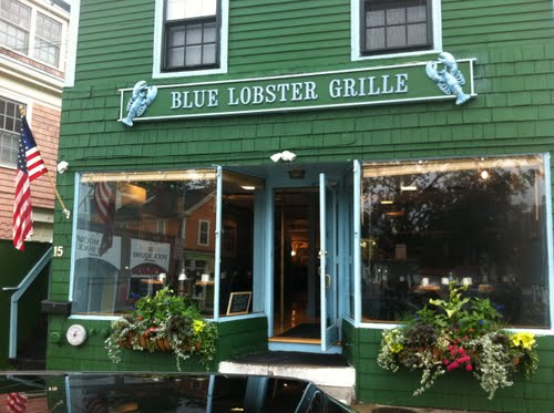Blue Lobster Grille